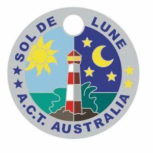 Pathtag-5958-Sol-de-Lune-Geocoin-Alt-Pathtags-Australia-Geocaching-Lighthouse