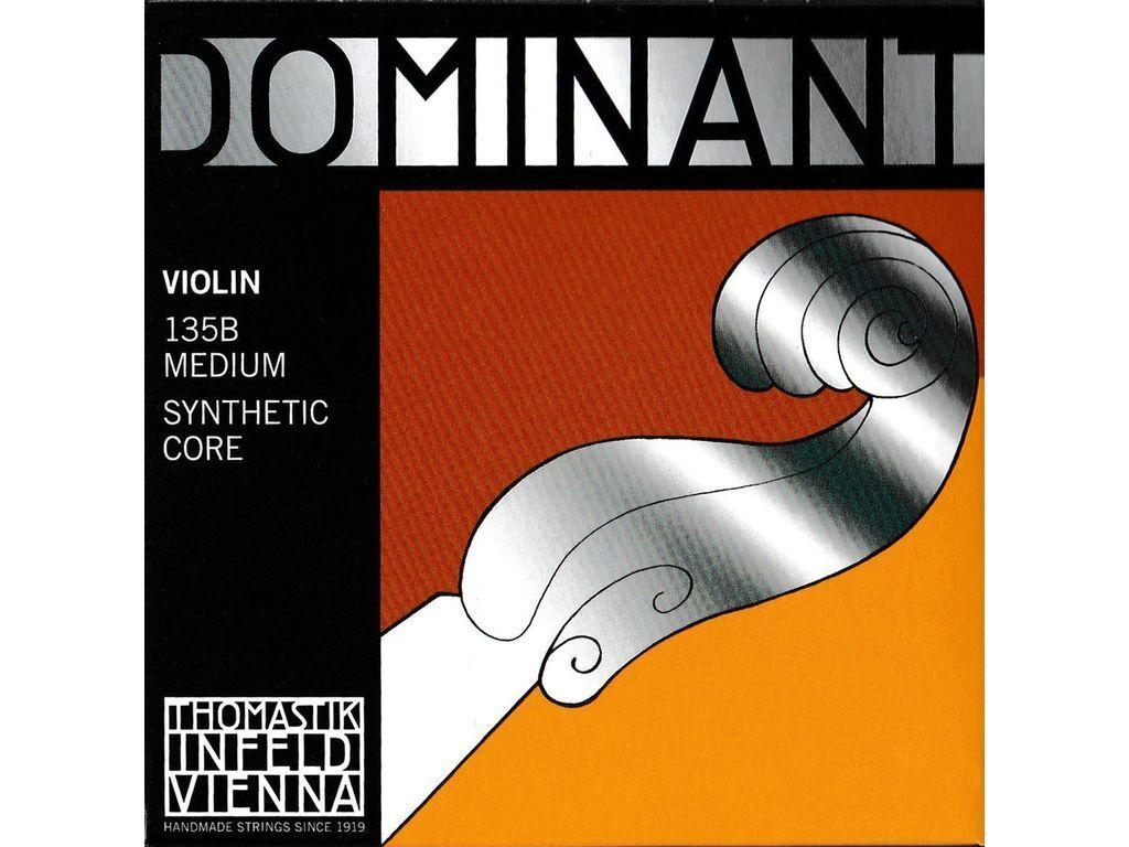 Corde per violino Tomastik Dominant 135B medium