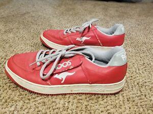 1980's Original Kangaroos vintage RED