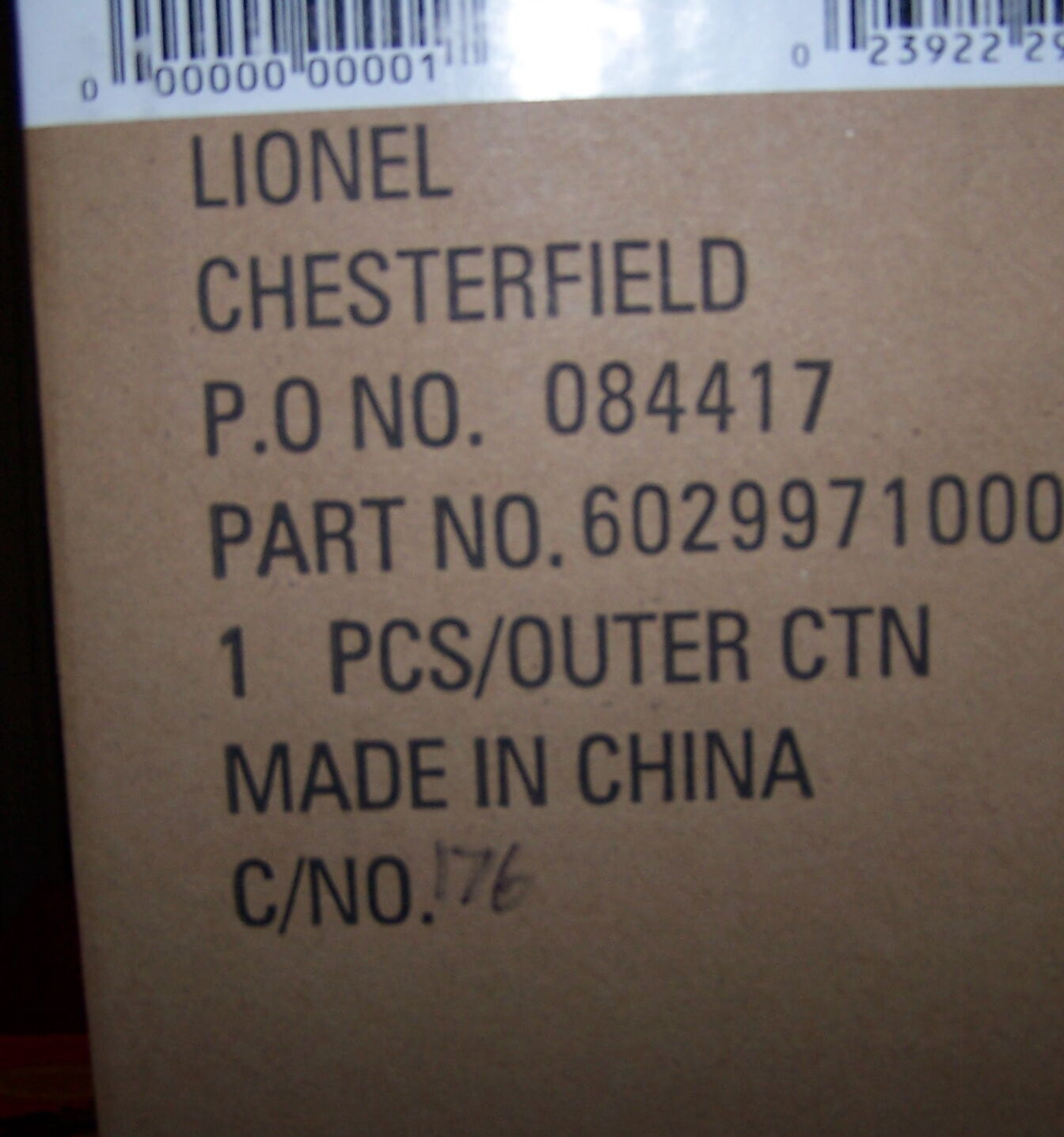 Lionel 2011 Boxcar Employee Christmas Christmas Christmas ea2714