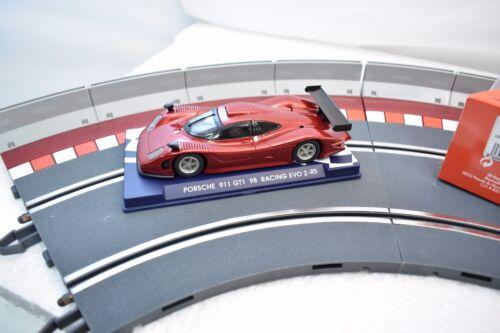 FLY CAR MODEL #07034 PROSCHE 911 GT1 98 RACING EVO 2 RD CON IMAN W//MAGNET
