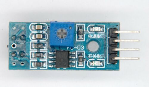 TCRT5000L IR Infrared Reflective Barrier Obstacle Avoidance Sensor for Arduino