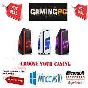 Computadora-para-juegos-de-PC-Quad-Core-i7-SSD-HDD-4-16-Gb-De-Ram-Gt-Gtx-Gfx-Windows-10-Wifi