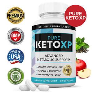 Pure Ketoxp Xp Keto Pills Boost Weight Loss Diet Pills BHB Ketogenic Supplement