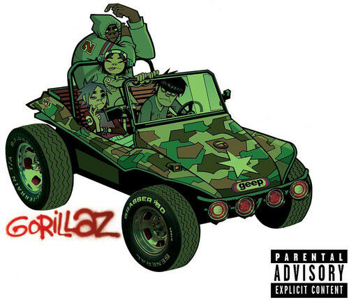 Gorillaz - Gorillaz [New Vinyl LP] Explicit