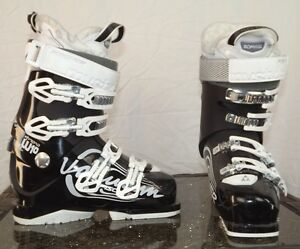 b3af440b Fischer Soma Vacuum Hybrid 10 Used Women's Ski Boots Size 23.5 ...