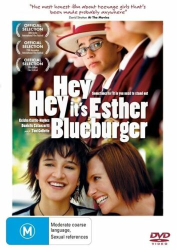1 of 1 - Hey Hey It's Esther Blueburger (DVD, 2008) R4 PAL NEW FREE POST