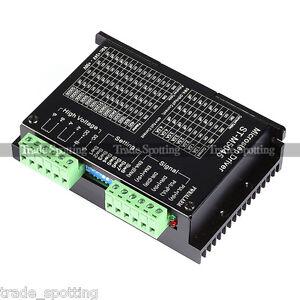 CNC 2M542 STM5045 Stepper Motor Driver Controller 4.5A Nema17/23/34 24-50V DC