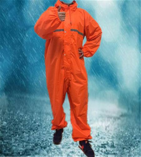 Veste de pluie imperméable et anti-poussière pour hommes 2019