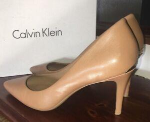 calvin klein gayle pumps