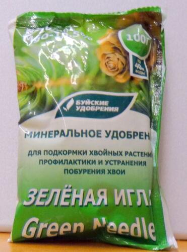 Fertilizer for dressing conifers 100g. Buysk Fertilizers
