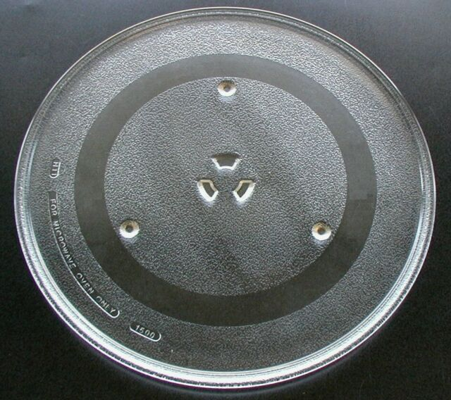 """Microwave Glass Turntable Plate Tray for Samsung SMH9187ST SMH9187-14 1//8/"""""""