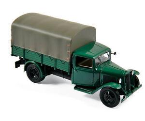 NOREV-159920-CITROEN-T-23-1946-Bache-De-Camion-A-Plat-1-43