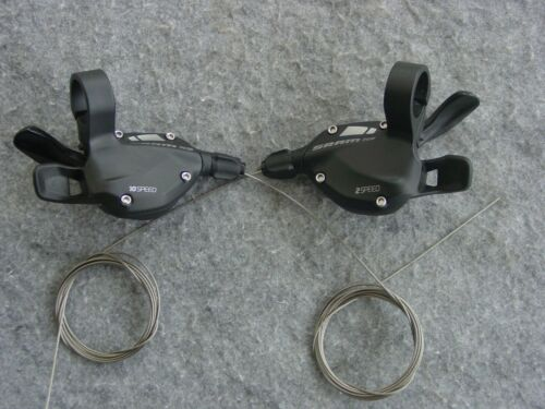 Details about  /Sram X5 1 Pair Gear Shifter Trigger 2x10 Speed Right and Left New