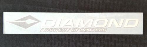 "Diamond Archery Sticker Decal 11/"" x 2/"" New Truck Car Vinyl"