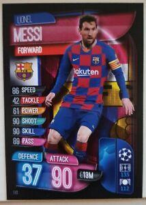 2019-20-Match-Attax-Soccer-Card-Lionel-Messi-Barcelona