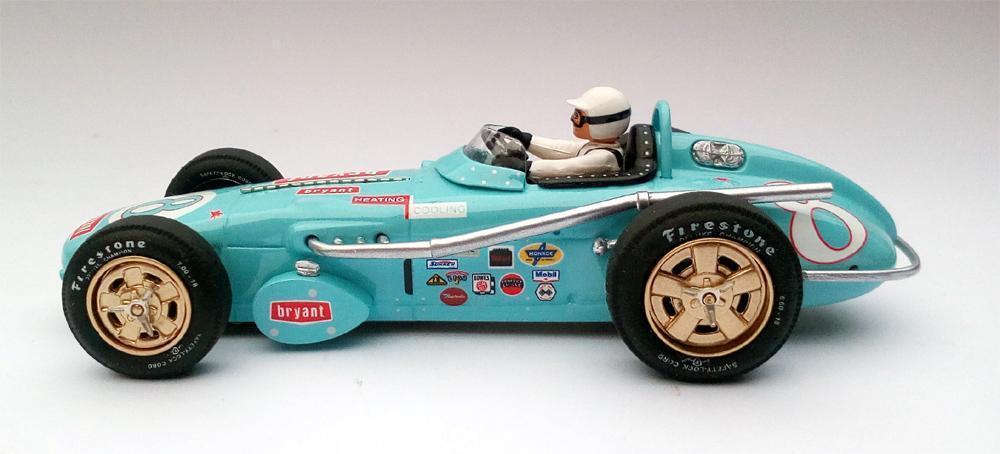 OSTORERO ODG 241 Watson - Bryant SPL. 1961 - Len Sutton 1 32 Slot Car NEW