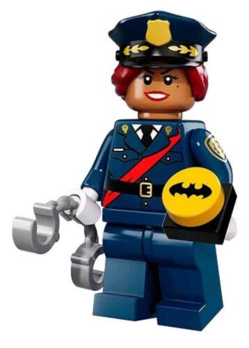 Batman Movie Series 71017 Figure #06 Barbara Gordon LEGO Minifigures