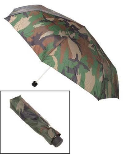 Taschenschirm woodland Regenschirm Jagd Angeln Camping EDC