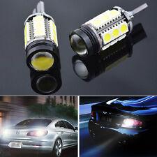 2 x Extreme Bright 7W Xenon White 921 T15 912 LED Backup Reverse Fog Light Bulbs