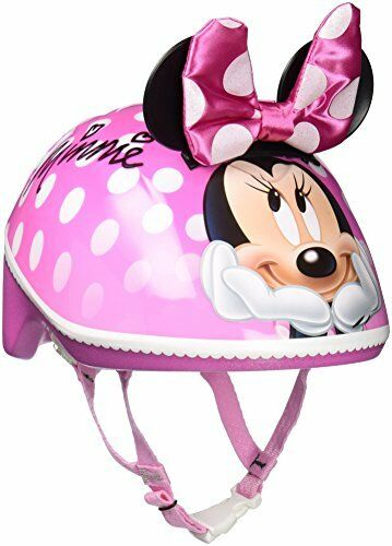 NEW Bell Toddler 3D Minnie Me Bike Helmet FREE SHIPPING