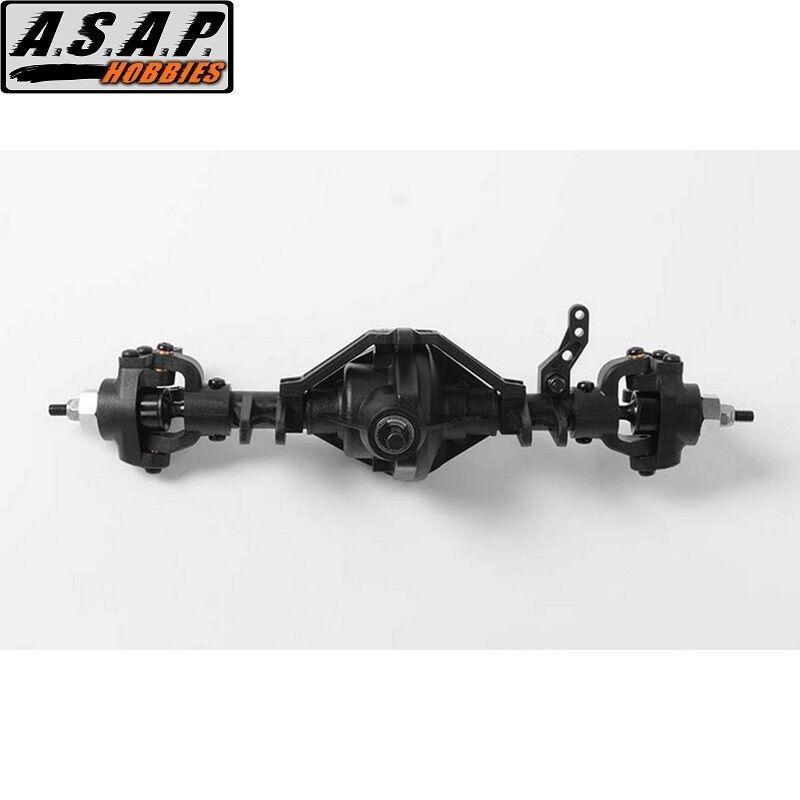 RC4WD Z-A0104 RC4WD D44 Plastic completare davanti Axle   prezzo all'ingrosso e qualità affidabile