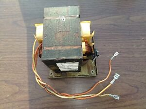 Details about 8KK27 TRANSFORMER FROM KENMORE NUKE: AC-200-Y, 8172N11-64,  ADVANCE, 4-3/4