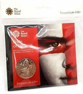 2018-Royal-Mint-Queens-Beasts-Pride-of-England-Lion-5-Five-Pound-Coin-Pack