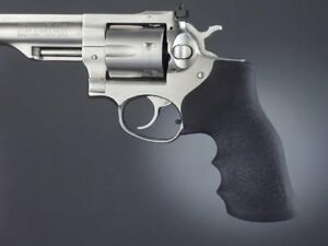 Details about Hogue Ruger GP100/Super Redhawk Grip-Recoil Absorbing Rubber  MonoGrip-80000