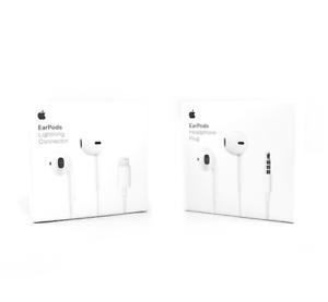 Apple EarPods Earphones Lightning & Headphone Plug for