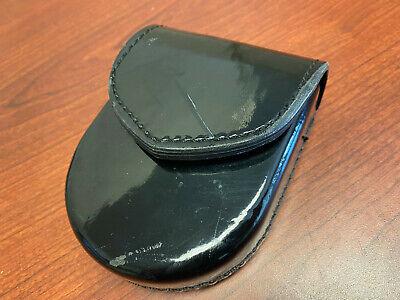 Safariland 690-9PBL Black Hi-Gloss Black Snap Handcuff Strap