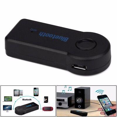 Bescheiden Wireless Bt 3.5mm Aux Audio Stereo Musik Auto Empfänger Adapter Mic Tl Wir Haben Lob Von Kunden Gewonnen
