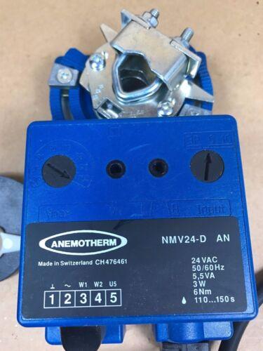 Servomoteur rotatif Actuator ANEMOTHERM NMV24-D AN BELIMO