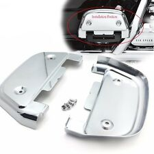 Brand New Footrest Footboard Cover Kit For Harley Heritage Softail Road King