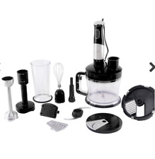 Wolfgang Puck 7-in-1 Immersion Blender w/ 12-Cup Food Processor