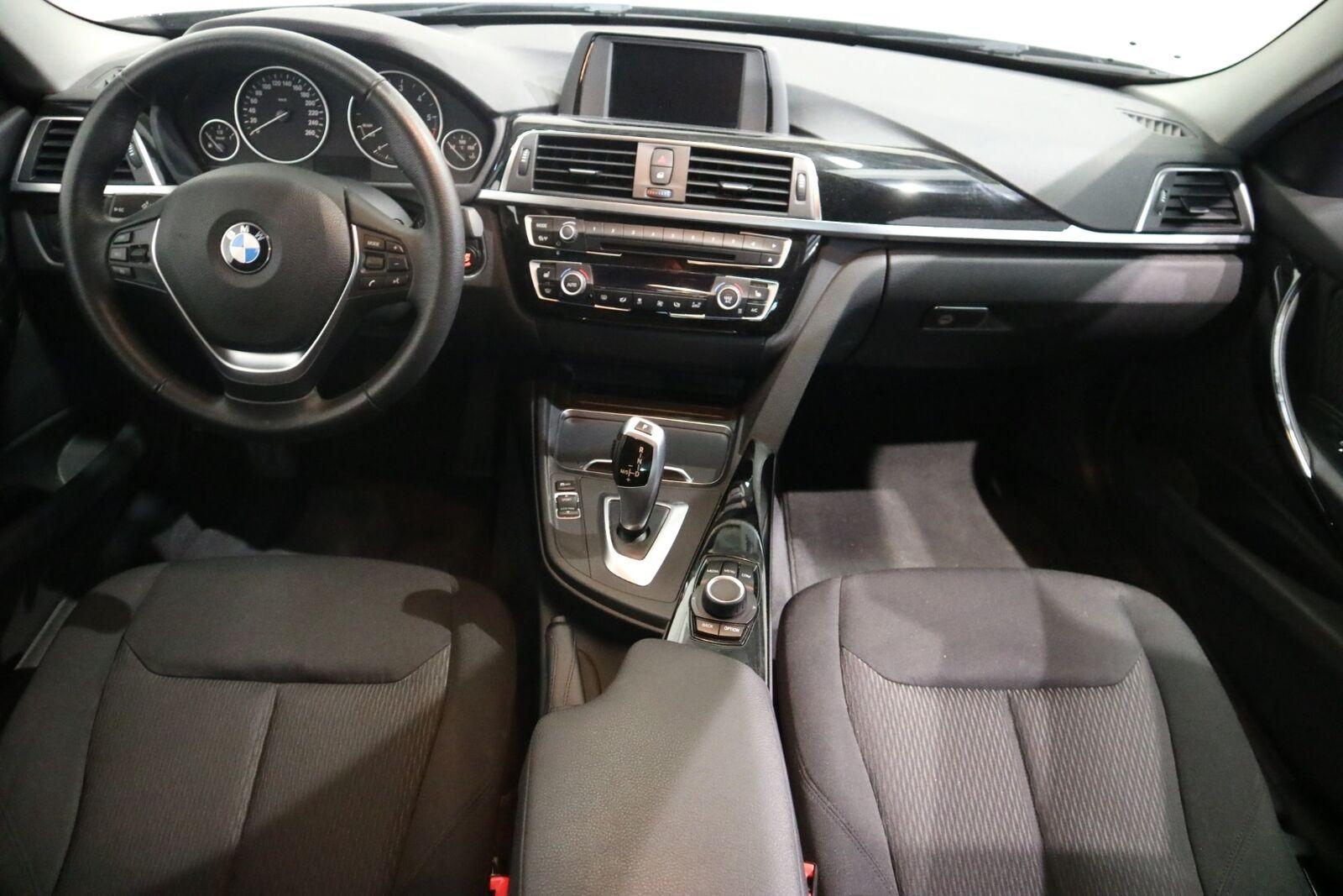 BMW 320d 2,0 aut. - billede 10