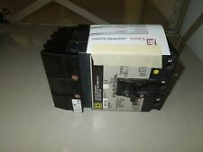 Square D Fc34045 I Line Circuit Breaker 45a 3p 480v Ac With Test Report Used