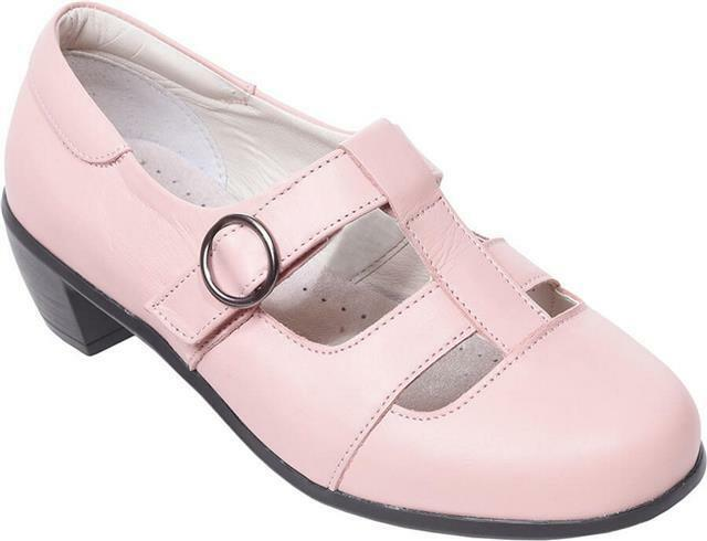 cosyfeet Extra Roomy Florence Mujer Tacones 5 Colores 5e Ajuste