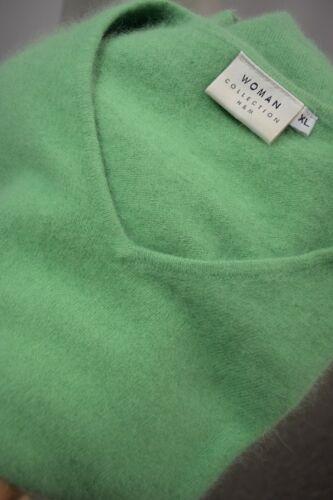 70 m Xl H a868 42 Angora Maglia Donna Colletion Maglia 40 Verde Donna Top Sxv64wwEq