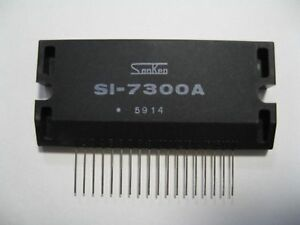SANKEN-SI-7300A-SIP-Unipolar-Driver-ICs