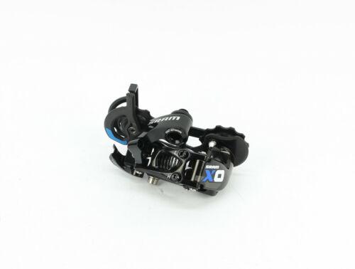 Sram X0 Carbon Schaltwerk 10 Speed ////NEU//// Exact Actuation Medium Cage XO Blau
