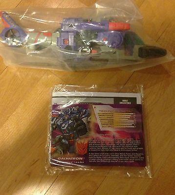 Botcon 2012 Transformers Exclusive Shattered Glass Kickout Kickover Kickoff kick