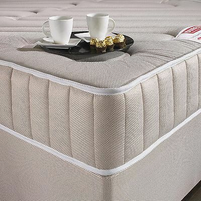 3FT SINGLE 4FT6 DOUBLE 5FT KING Orthopaedic Sprung London  Mattress free del