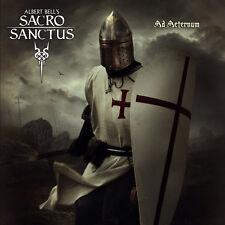 Albert Bell's SACRO SANCTUS - Ad Aeternum (NEW*HEAVY/DOOM METAL*SABBAT*NOMAD SON