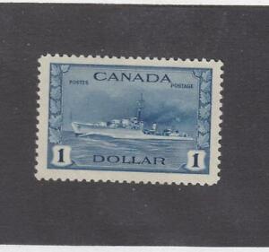 CANADA-MK3311-262-VF-MNH-1-TRIBAL-CLASS-DESTROYER-RCN-CAT-VALUE-150