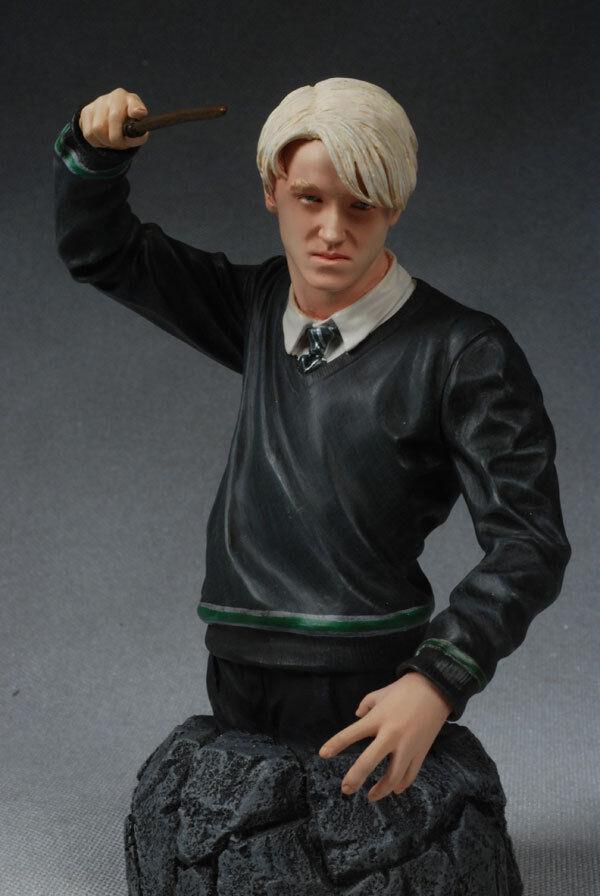 Harry krukmakare DRACO MALFOY minibyst, staty, Gentl Giant Voldemort, JK Rowling NIB