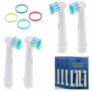 Details about Electric Toothbrush Heads Compatible With Oral B Braun Toothbrush Head Models