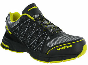 Goodyear Mens Safety Trainers Composite Toe S1P Lightweight Metal Free Lace 1560