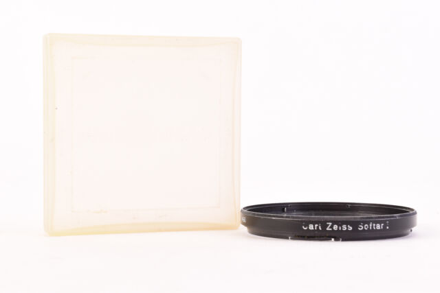 Hasselblad Carl Zeiss Softar I Soft Focus Filter for B60 Bay 60 with Case V49