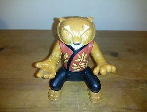 Kung Fu Panda Tigress Tiger Mcdonald Collectable Action Figure Happy